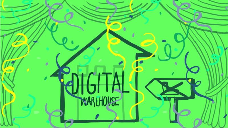 YouSee_Digital warehouse