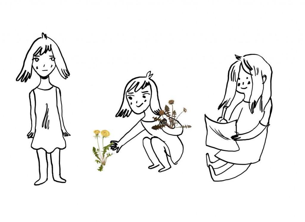 dandelion_character design_02
